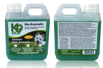 K9 Turf Enzyme Cleaner