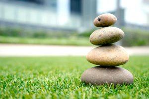 How do you clean artificial grass