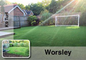 artificial grass Wilmslow uk