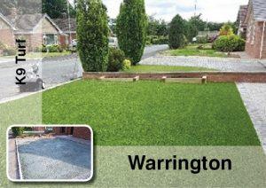 artificial grass warrington