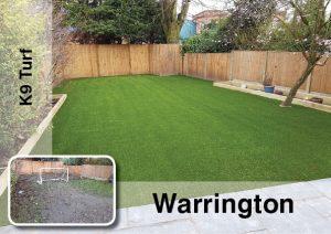 k9 artificial grass warrington